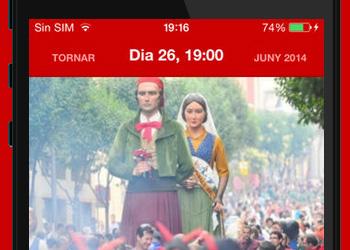 Fiesta Mayor Sant Cugat del Vallès